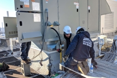 HVAC Installation Towers on the Grove - 150536