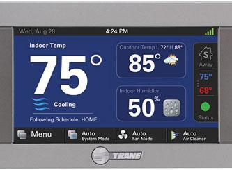 Trane 17 Seer 2 Stage Heat Pump Tri County Mechanical Inc